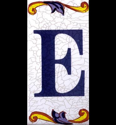 Buchstabe E Catalan Mini