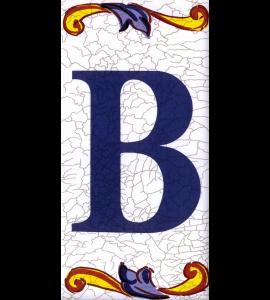 Buchstabe B Catalan Mini
