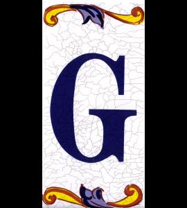 Buchstabe G Catalan Mini